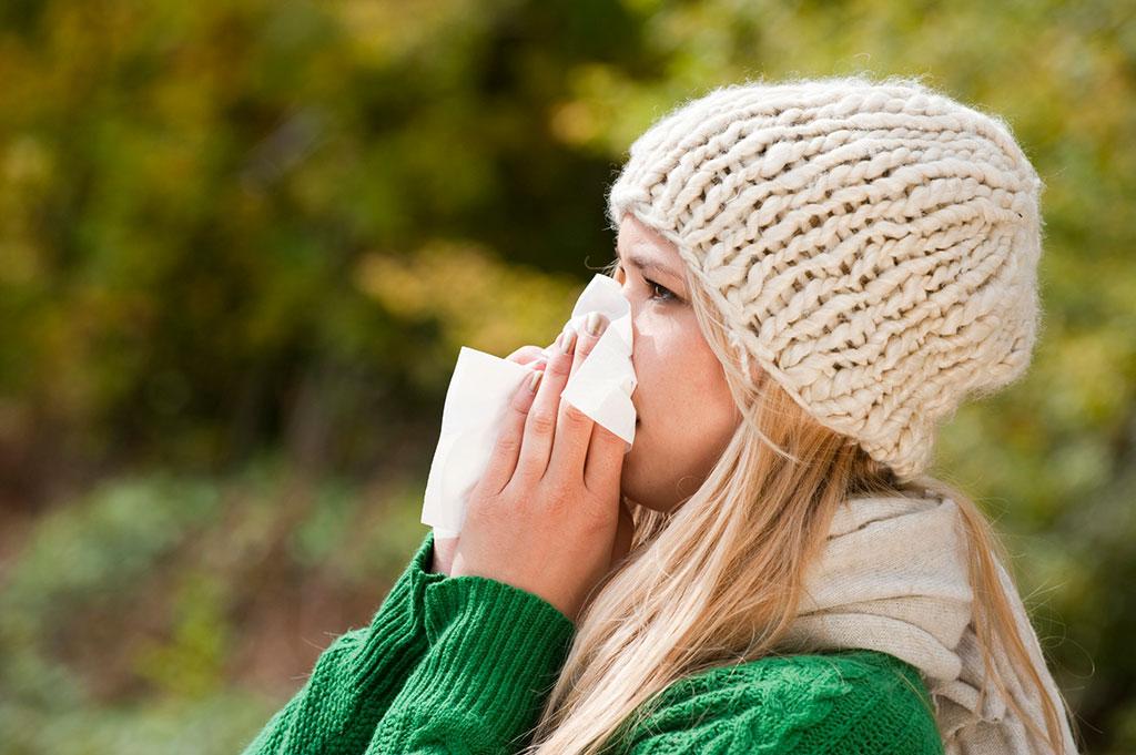Az infraszauna az allergia ellen